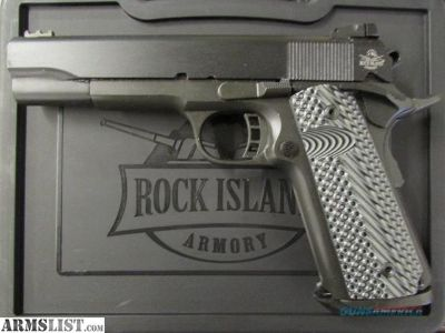For Sale/Trade: Rock island ultra 1911 like new