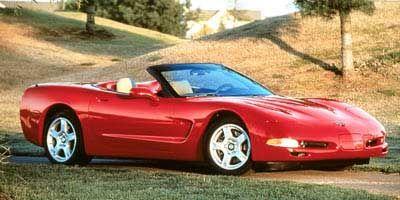 1998 Chevrolet Corvette Base (Sebring Silver (Met))