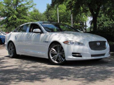 2013 Jaguar MDX Supercharged (Polaris White)
