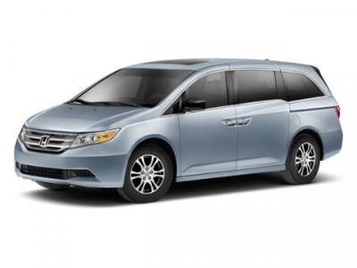 2012 Honda Odyssey EX-L w/DVD (Dark Cherry Pearl II)
