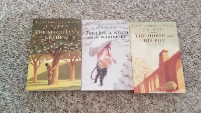 The Chronicles of Narnia Books 1-3