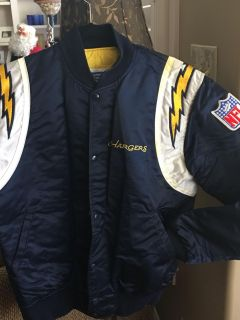 NFL official San Diego Chargers vintage jacket