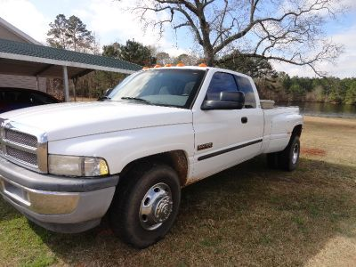 2001 Dodge diesel dually 218K miles