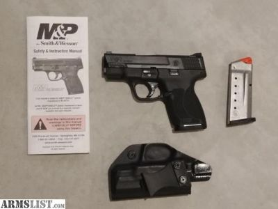 For Sale: Smith Wesson Shield 45