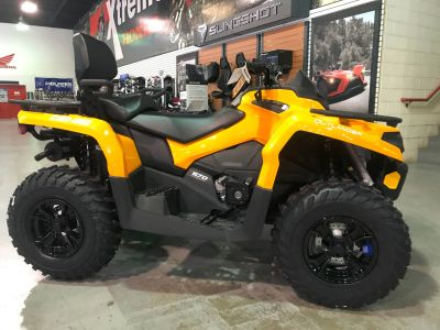 2018 Can-Am Outlander MAX DPS 570 Utility ATVs Brilliant, OH