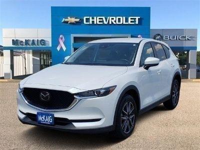 2018 Mazda CX-5 (Snowflake White Pearl)