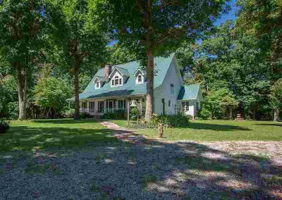 923 Linsdale Rd Delano Four BR, Nestled among towering trees