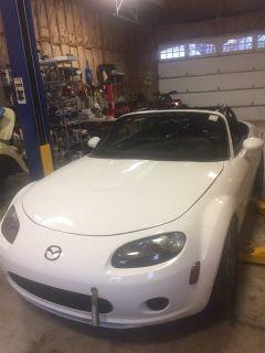 2006 MX5 Playboy Cup Car