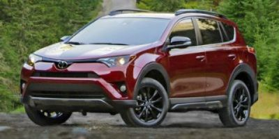 2018 Toyota RAV4 XLE (Ruby Flare)