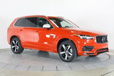 2016 Volvo XC90 T6 R-Design (Red)