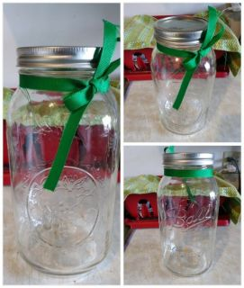 Large BALL Mason Jar