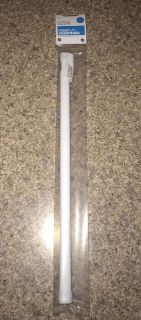 Room Essentials oval spring tension rod