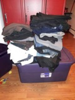 Huge lot of size 16 and 18 pants
