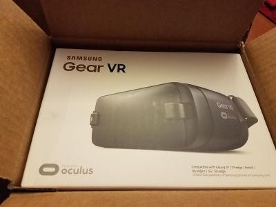 Samsung Gear VR Brand new in box! Never opened!