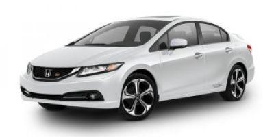 2015 Honda Civic Si (White)