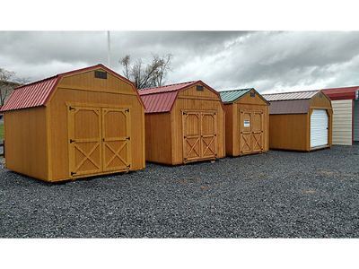 YARD BARNS RENT TO OWN! FREE DELIVERY ...