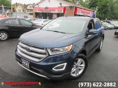 2017 Ford Edge SEL FWD (Blue Jeans Metallic)