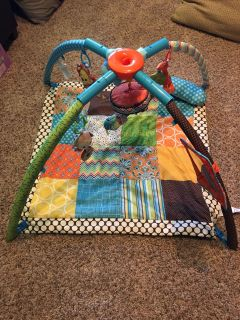 Infantino play mat with all original accessories