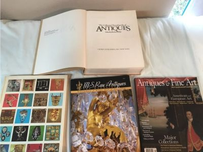 Antique Furniture Book Collection
