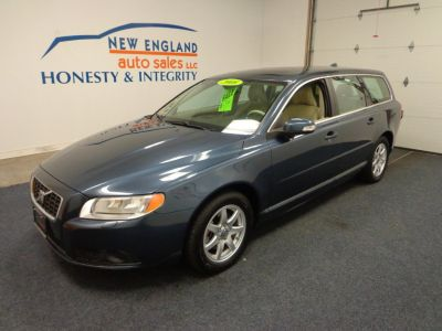 2008 Volvo V70 3.2 (Barents Blue Metallic)