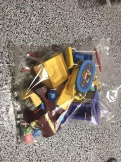 Assorted Peppa Pig Toys with Train