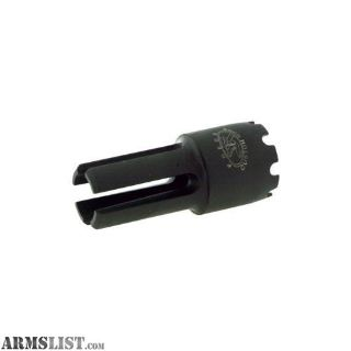 For Sale: Krebs Custom AK 4-Prong Flash Suppressor 24mm
