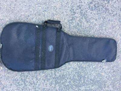 Pre Owned Soft Sided Fender Guitar Case