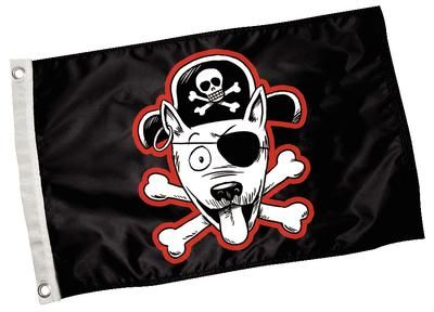 Buy Paws Aboard 4300 PIRATE DOG FLAG motorcycle in Stuart, Florida, US, for US $16.33