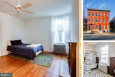 1618 Hollins St Baltimore Four BR, A great opportunity to own