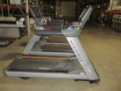 Matrix T7Xe Commercial Treadmill RTR#8024614-01-07
