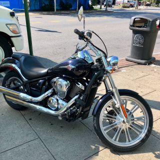 2012 Kawasaki Vulcan 900 Custom Cruiser Motorcycles White Plains, NY