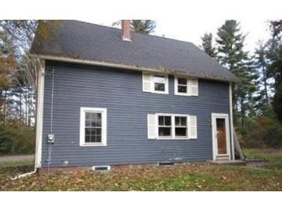 3 Bed 1 Bath Foreclosure Property in Oxford, MA 01540 - Dudley Rd