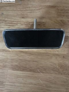 Early speedster Original rear view mirror