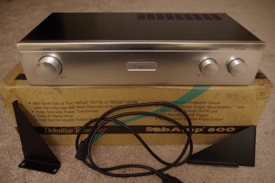 Digital Subwoofer Amplifier