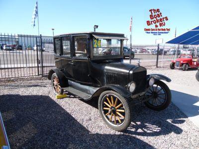 1924 Ford 4DSD Model T