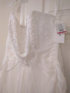 Brand New wedding dress with tag's