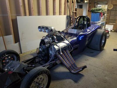 """120"""" Complete Mark William's car"""