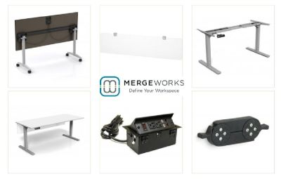 Shop High-Quality Office Tables and Desks from Merge Works