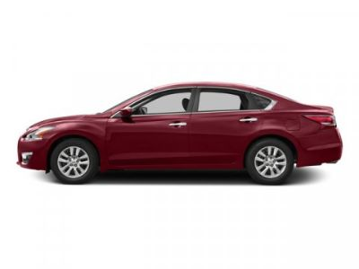 2015 Nissan Altima 2.5 (Cayenne Red)