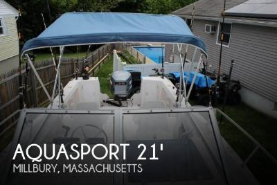 1993 Aquasport 210 Explorer