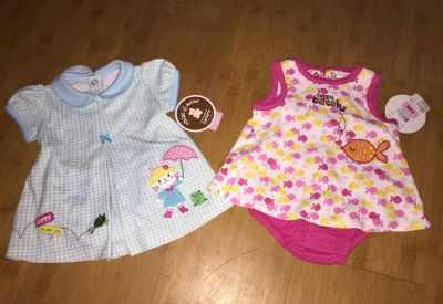 NWT...0-3 Months girls clothes