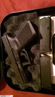 For Trade: glock 38 trade for another glock