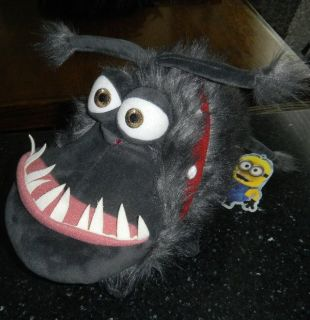 "NEW Despicable Me Plush Kyle Gru's Dog 12"" Universal Studios Minion Mayhem"