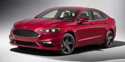 2017 Ford Fusion Sport (White Platinum Metallic Tri-Coat)