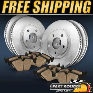 Buy 2 Front and 2 Rear Blank OE Replacement Brake Rotors & 8 Ceramic Pads F340145 motorcycle in Chicago, Illinois, US, for US $158.90