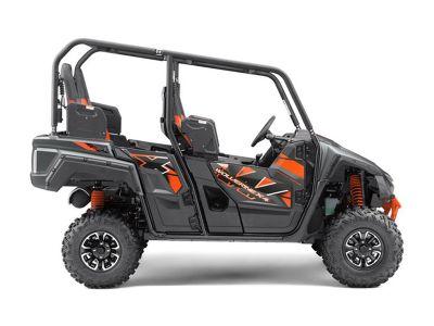 2018 Yamaha Wolverine X4 SE Sport-Utility Utility Vehicles Escanaba, MI