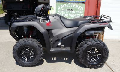2018 Honda FourTrax Foreman Rubicon 4x4 Automatic DCT EPS Deluxe Utility ATVs Palatine Bridge, NY
