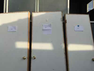 Interior doors . All for $25