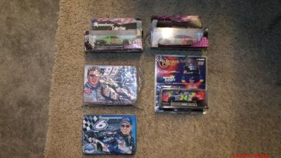 "Cars and metal tins $20 all ""The Back Forty"", Adel"