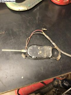 Rat Rod Turn Signal Switch Used